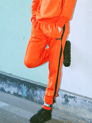 BOLD LOGO SWEATPANTS_OR