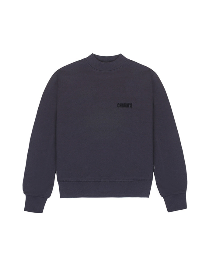 Basic small logo sweatshirt / GY