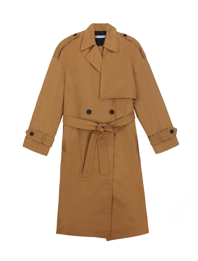 Classic trench coat / BE