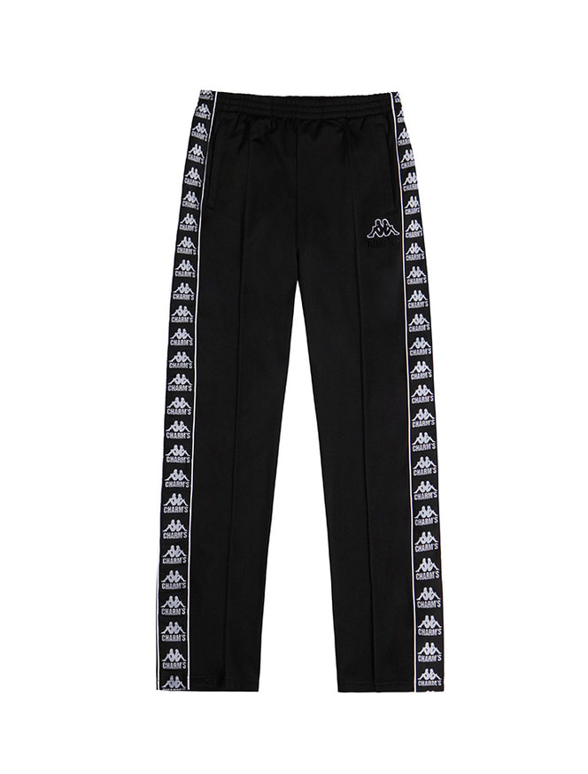 CHARMS X KAPPA 222BANDA TRAINING PANTS / BK