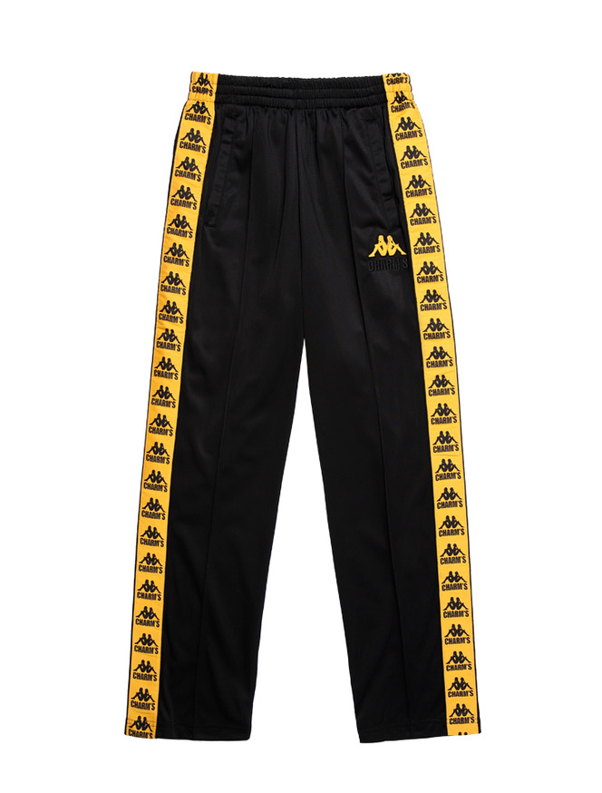 CHARMS X KAPPA 222BANDA TRAINING PANTS_YE 18SS