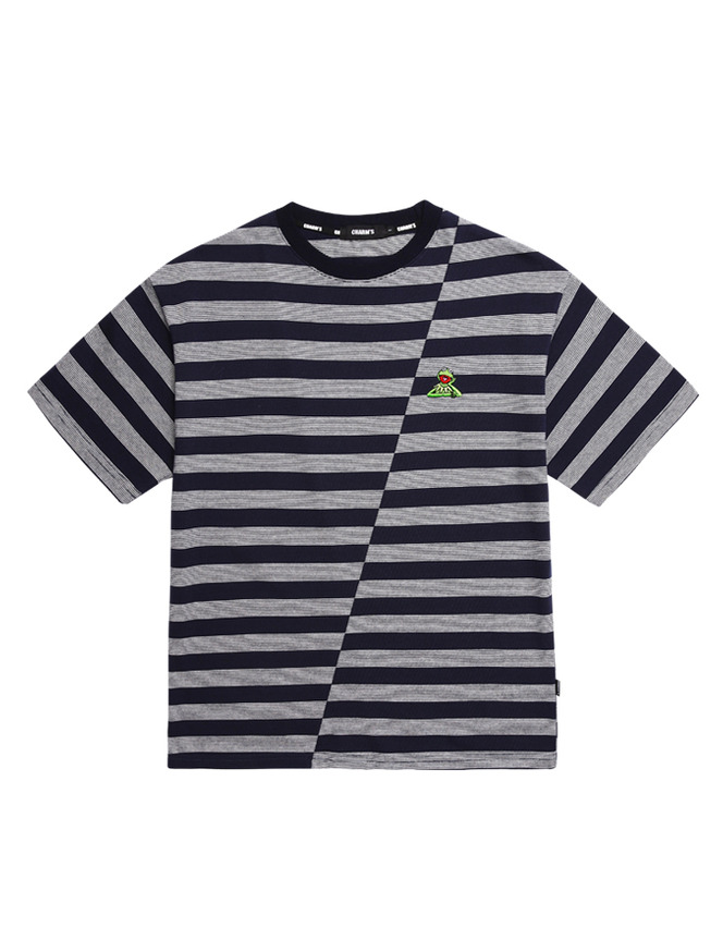 Kermit diagonal stripe T_NV