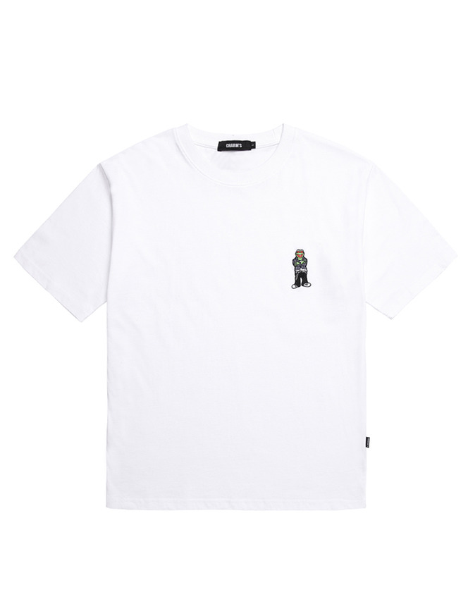 Savage Kermit Small logo T_WH