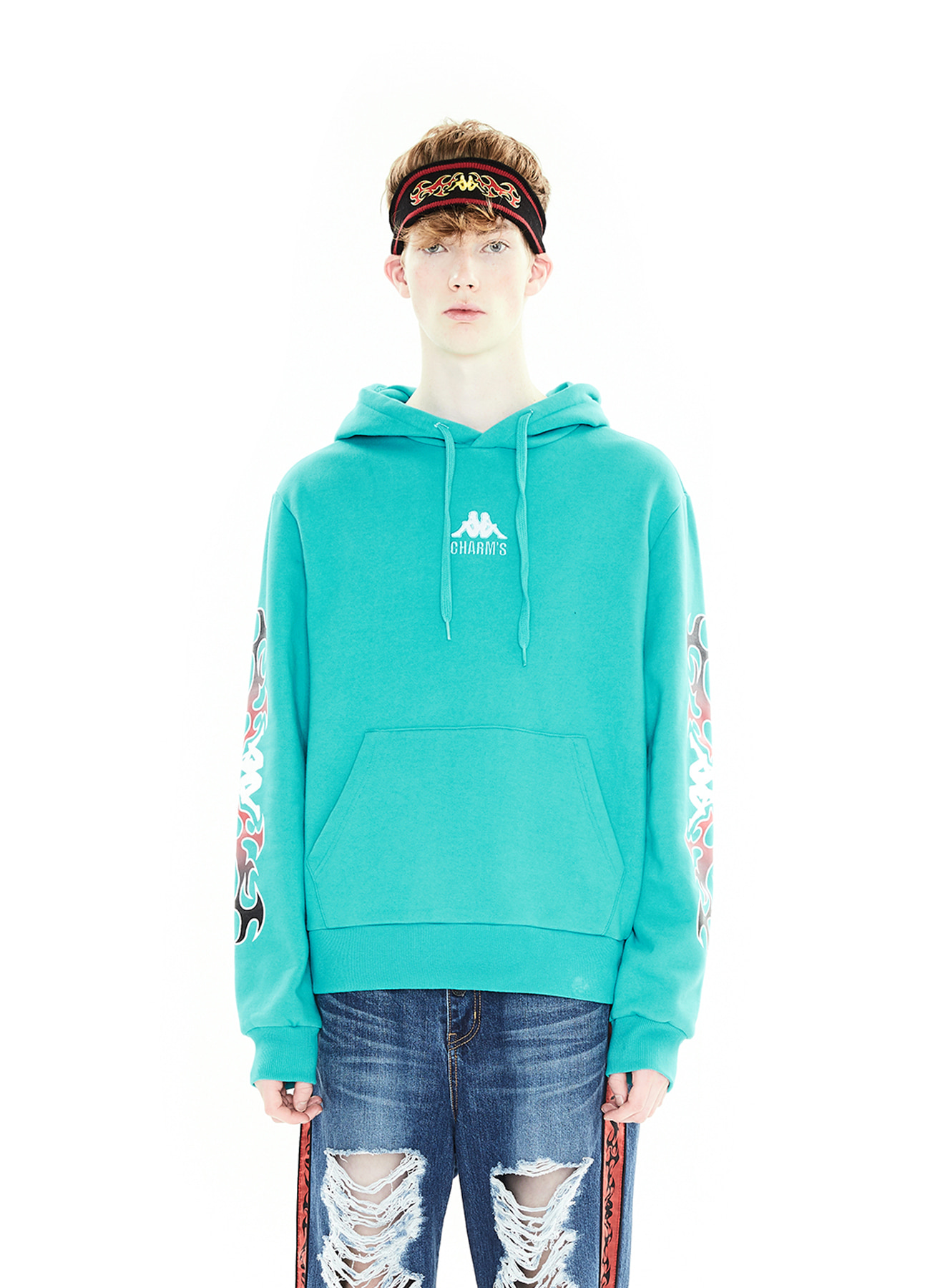 FLAME Hoody_MT