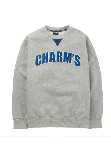 CHARMS SIGNATURE SWEATSHIRTS GY