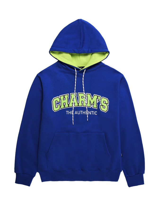 CHARMS AUTHENTIC HOOD_BL