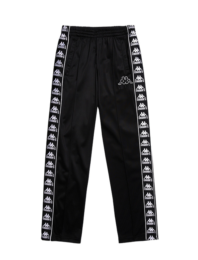 CHARMS X KAPPA 222BANDA TRAINING PANTS_BK 18SS