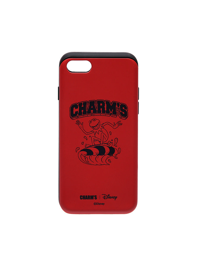 Surfer Kermit logo case_RE