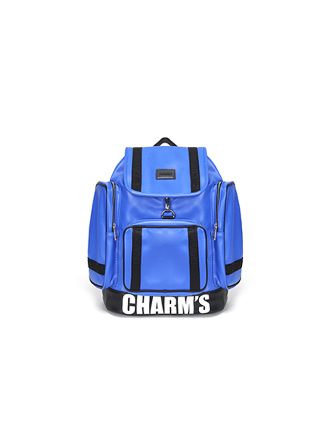 PUBERTY Leather backpack / BL