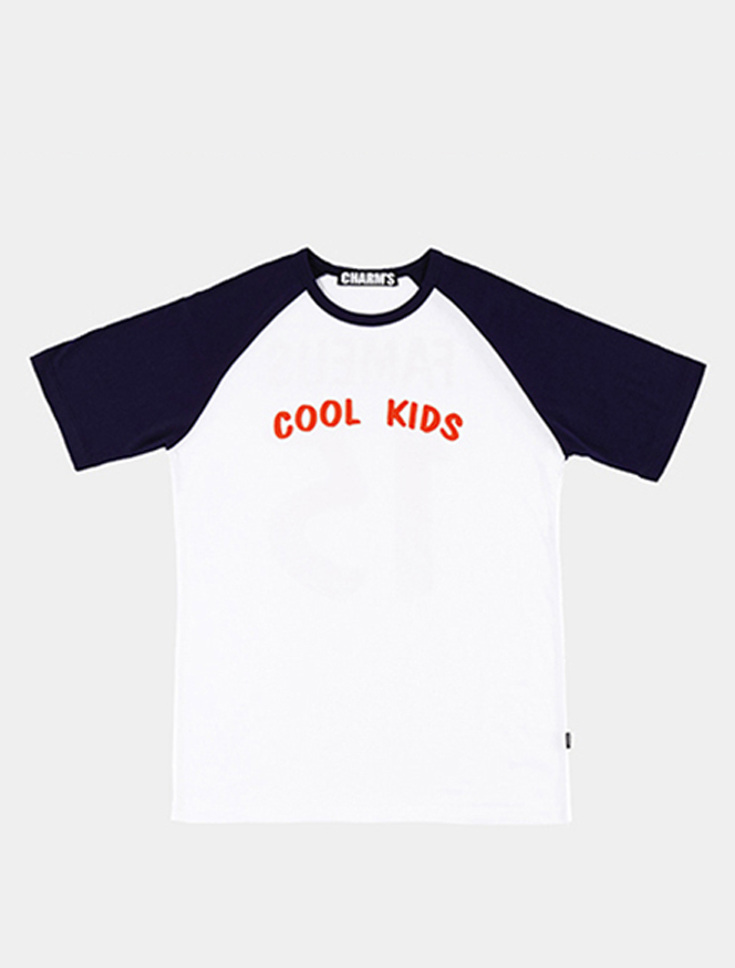 COOLKIDS Raglan T-shirt / Navy