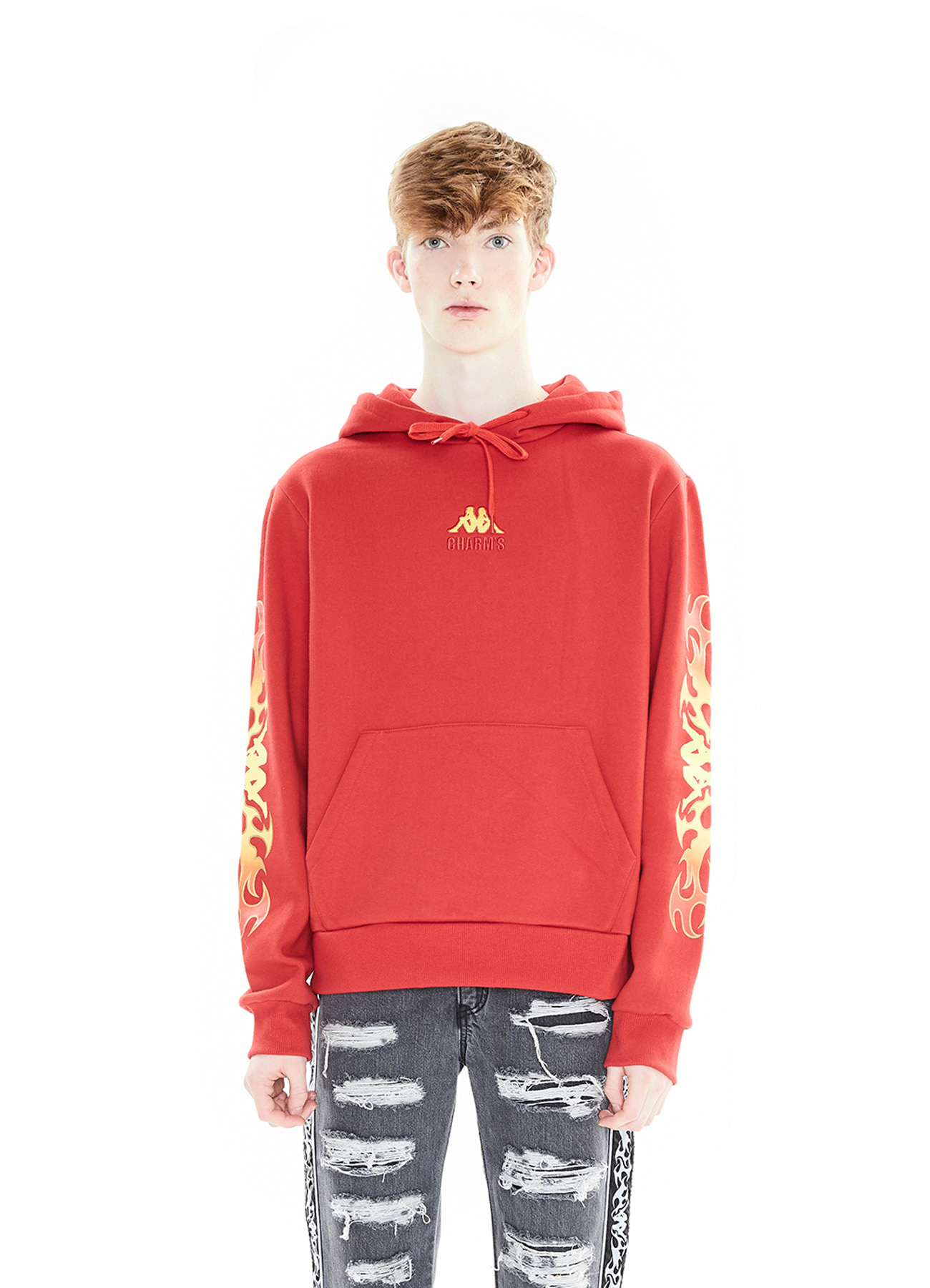 FLAME Hoody_RE