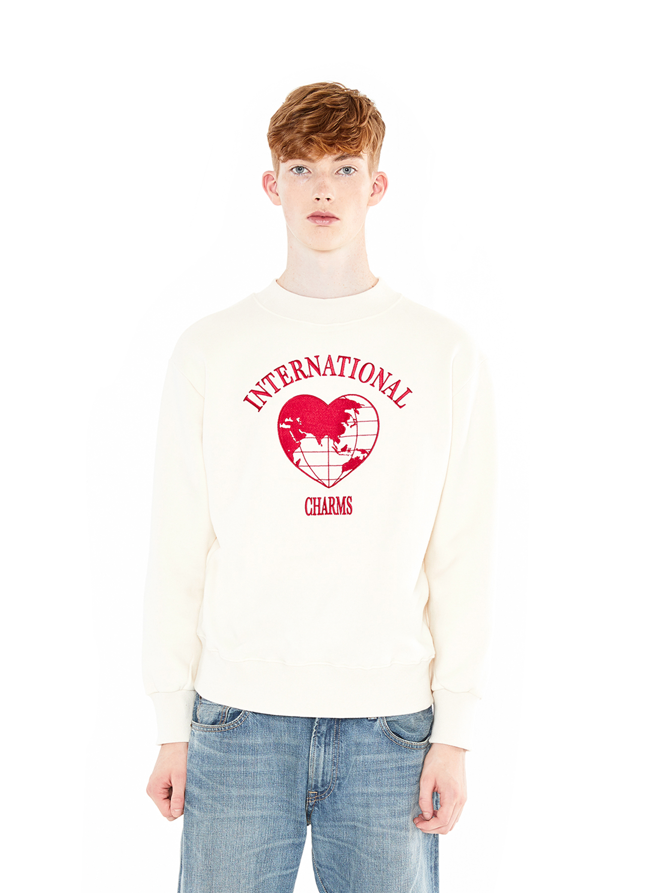 INTERNATIONAL LOGO SWEATSHIRTS_IV
