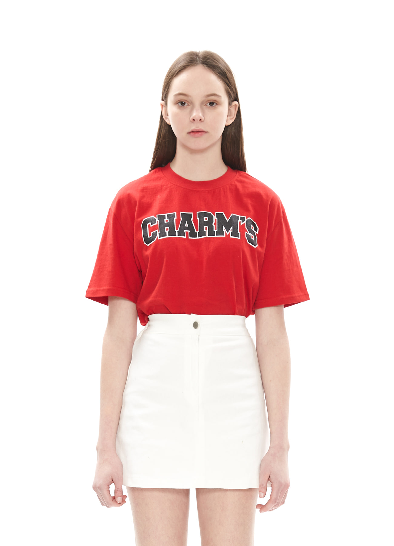 CHARMS BIG LOGO T-SHIRTS_RE
