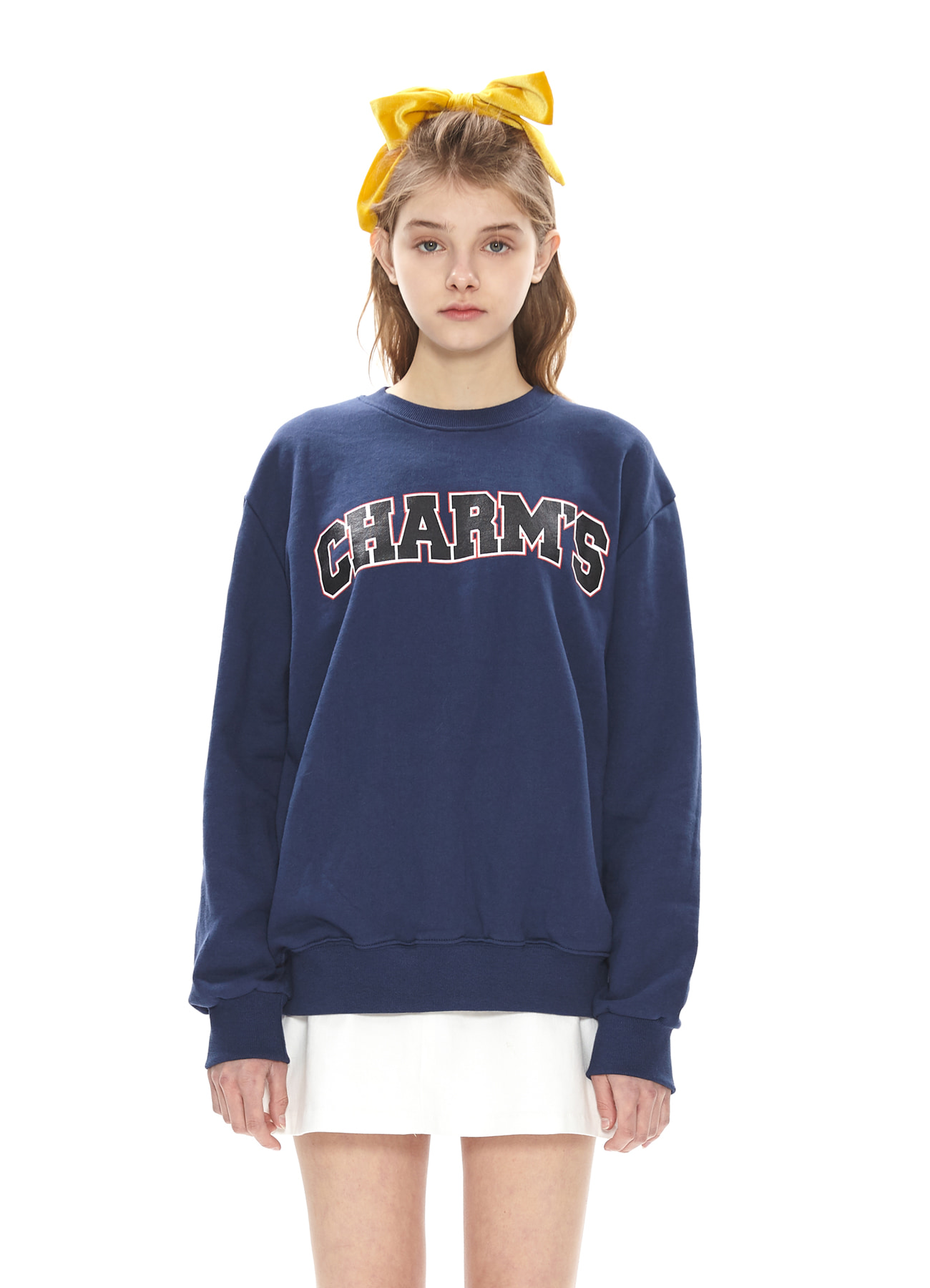 CHARMS BIG LOGO SWEATSHIRTS_NV