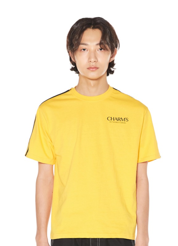 CHARMS BASIC LINE T-SHIRTS_YE