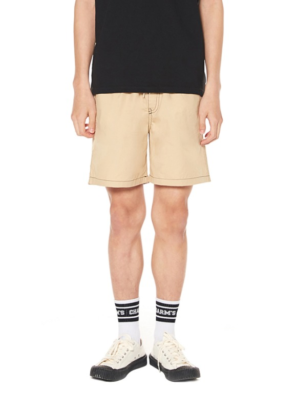CHAMRS STITCH LINE SHORTS_BE