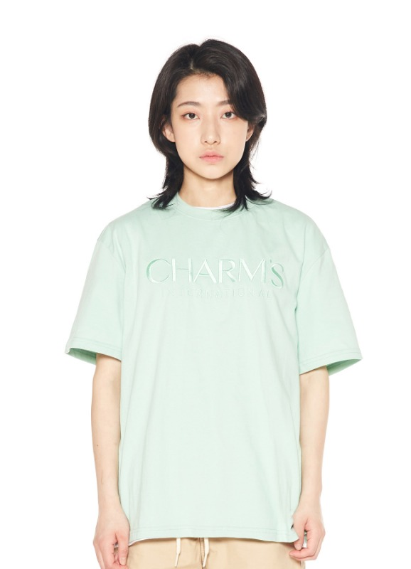 CHARMS INTERNATIONAL T-SHIRTS_MT