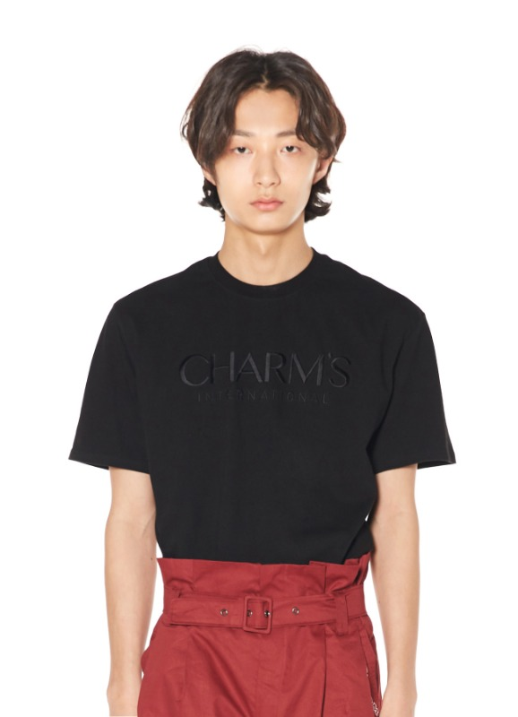 CHARMS INTERNATIONAL T-SHIRTS_BK