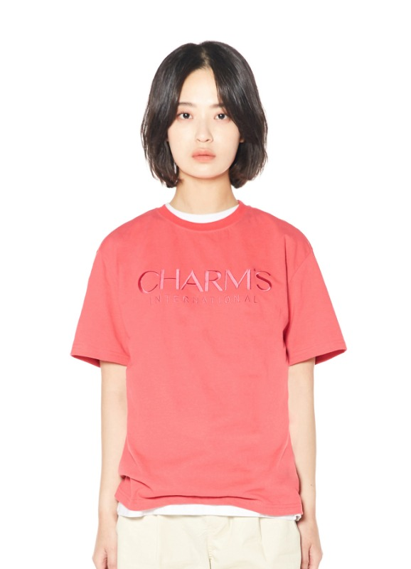 CHARMS INTERNATIONAL T-SHIRTS_RE