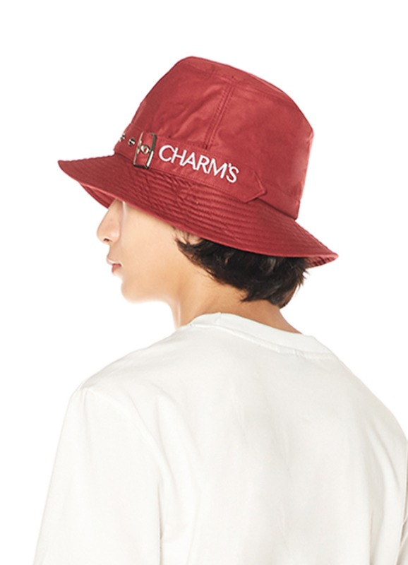 CHARMS BELT BUCKET HAT_WN