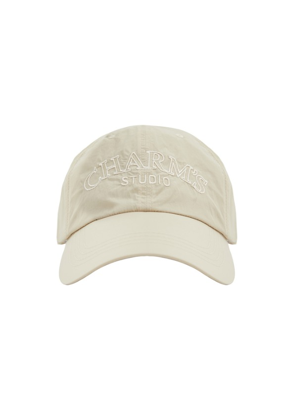 CHARMS STUDIO LOGO CAP_BE