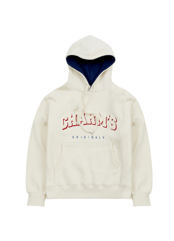 CHARMS SIGNATURE BOUCLE HOODIE_IV