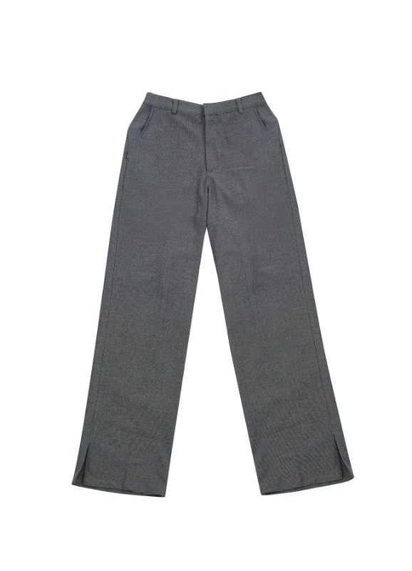CHARMS TECHNICAL BASIC SLACKS_GY